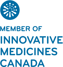 Member of Innovative Medicines Canada logo